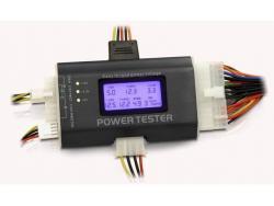 Delock Tester LCD do Zasilaczy ATX