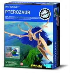 4m Wykopaliska Pterozaur