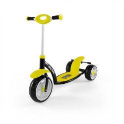 Milly Mally Hulajnoga Crazy Scooter Żółty
