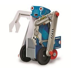 4m Pojazdy silnikowe - robot ze szczypcami