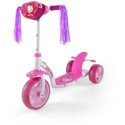 Milly Mally Hulajnoga Crazy Scooter Pink Kitty