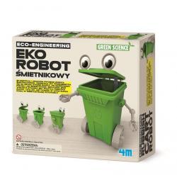 4m Eko-robot śmietnikowy