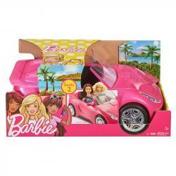 Mattel Różowy Kabriolet BARBIE