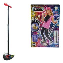 Simba MMW Disco Mikrofon na stojaku