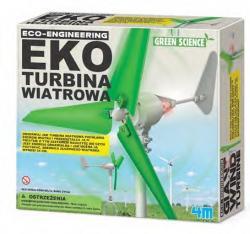 4m Eko turbina wiatrowa
