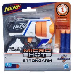 Hasbro Nerf Microshots Strongarm