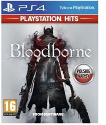 Sony Gra PS4 Bloodborne HITS