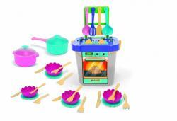 Wader Kuchnia z akcesoriami Party World 31 elementów