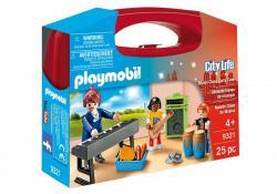 Playmobil Zestaw figurek Skrzyneczka Lekcja muzyki