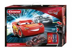 Carrera Tor wyścigowy GO!!! Disney-Pixar Auta - Wyzwanie prędkości