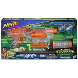 Hasbro Wyrzutnia Nerf Modulus Shadow ICS-6