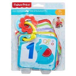Fisher Price Edukacyjne karty 1-5