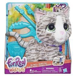 Hasbro Maskotka interaktywna Furreal Friends Zwierzak na smyczy, Kociak