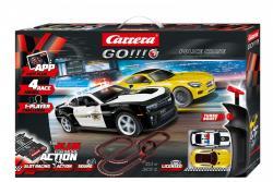 Carrera Tor wyścigowy Police Chase