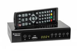 Cabletech Tuner cyfrowy DVB-T2 H.265 HEVC LAN
