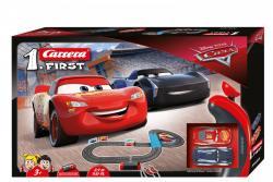 Carrera First Tor wyścigowy Disney Cars Auta 2,90 m