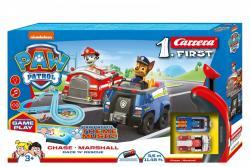 Carrera Tor wyścigowy Psi Patrol Race N Rescue 3,5m