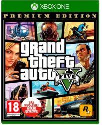 Cenega Gra XOne Grand Theft Auto V Premium Ed. PL