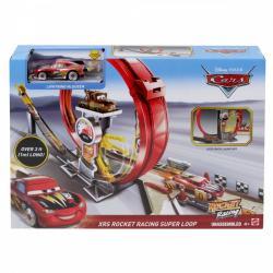 Mattel Tor Cars Rocket Racing Zestaw do zabawy