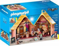 Playmobil Klocki plastikowe Przenośny pub piratów