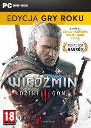 Cenega Gra PC Wiedźmin 3 Dziki Gon Edycja Gry Roku