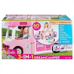Mattel Barbie Kamper 3 w 1