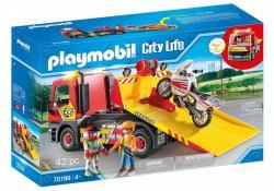 Playmobil Pomoc drogowa