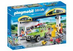 Playmobil Stacja benzynowa