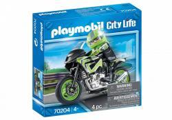 Playmobil Figurka Wycieczka motocyklowa