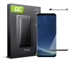 Green Cell Szkło hartowane Clarity Samsung S8+