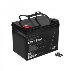 Green Cell Akumulator AGM 12V 33Ah