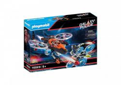Playmobil Galaxy Helikopter piratów