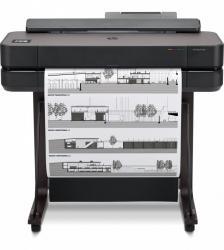 HP Inc. Drukarka wielkoformatowa DesignJet T650 24-in Printer 5HB08A