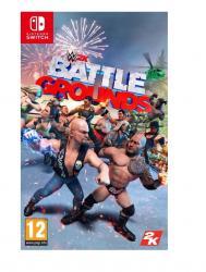 Cenega Gra NS WWE Battlegrounds