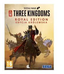 Cenega Gra PC Total War Three Kingdoms Royal Edition
