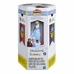 Hasbro Zestaw PlayDoh Frozen 2 Elsa