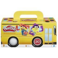 Hasbro Zestaw mas plastycznych PlayDoh 20 tub