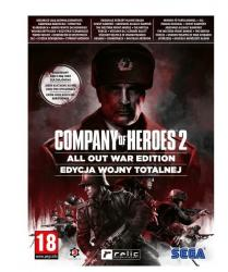 Cenega Gra PC Company of Heroes 2 All Out War Edition