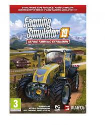 Cenega Gra PC Farming Simulator 19 Alpine Farming Expansion