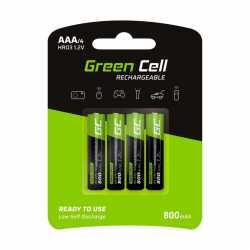 Green Cell AAA HR03 800 mAh (4szt.)