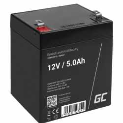 GREENCELL Battery AGM 12V 5Ah
