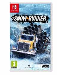 Cenega Gra NS Snowrunner