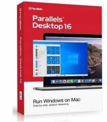 Corel Parallels Desktop 17 Retail 1 rok ACAD EU