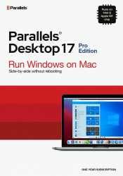 Corel Parallels Desktop 17 Pro Retial Box 1yr EU