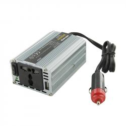 Whitenergy Przetwornica AC/DC 200W 24V/230V z USB 06578