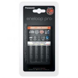 Panasonic ENELOOP ŁADOWARKA SMART&QUICK 4XAA PRO