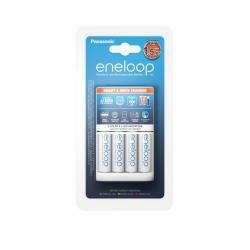 Panasonic Ładowarka ENELOOP SMART&QUICK 4XAA