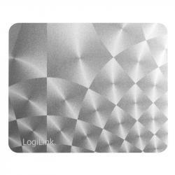 LogiLink Ultra cienka podkladka pod mysz, mot. Aluminium