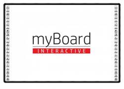 Tablica interaktywna myBoard 84 cale Nano 4:3 10 touch MG 81,9'