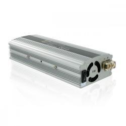 Whitenergy Przetwornica samochodowa 800/1600W 24V(DC)-230V(AC) z portem USB